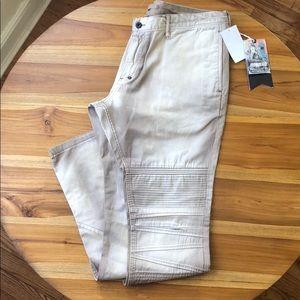 PRPS Moto Khaki Pants 38x32